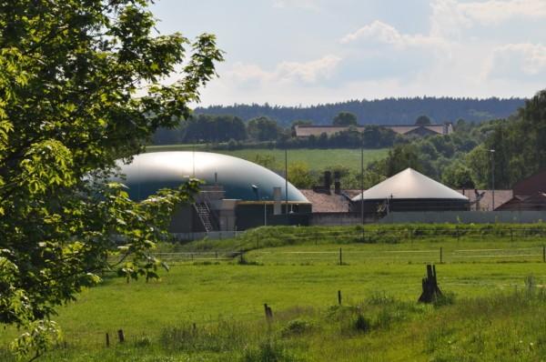 Biogasanlage Eichhof