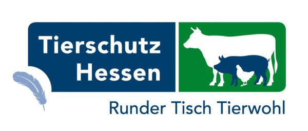 Logo Tierschutz Hessen: Runder Tisch Tierwohl