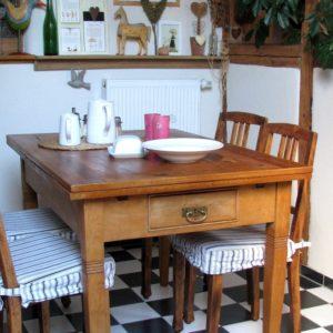 Eine Küche wie zu Omas Zeiten!
