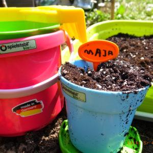 Kinderspielzueg aus Bioplastik