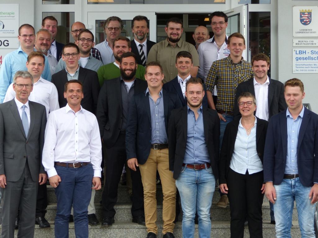 Zeugnisübergabe Und Schulabschlussfeier In Griesheim 2016