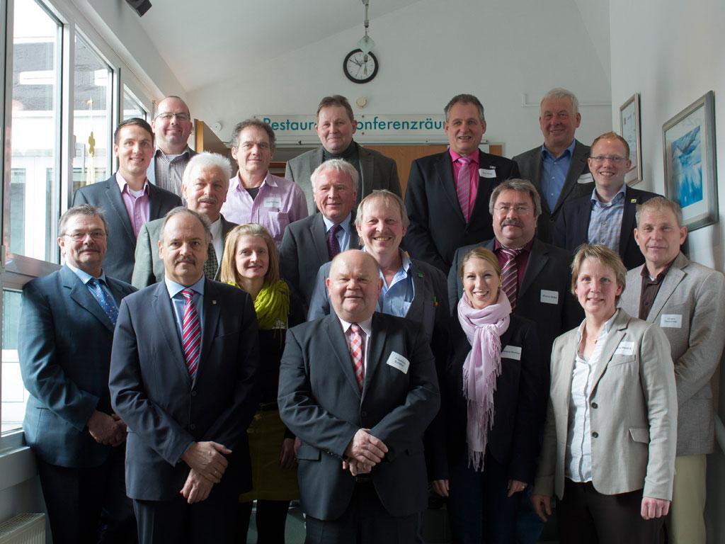 Fachausschuss Betriebsmanagement und Energieeffizienz im März 2016