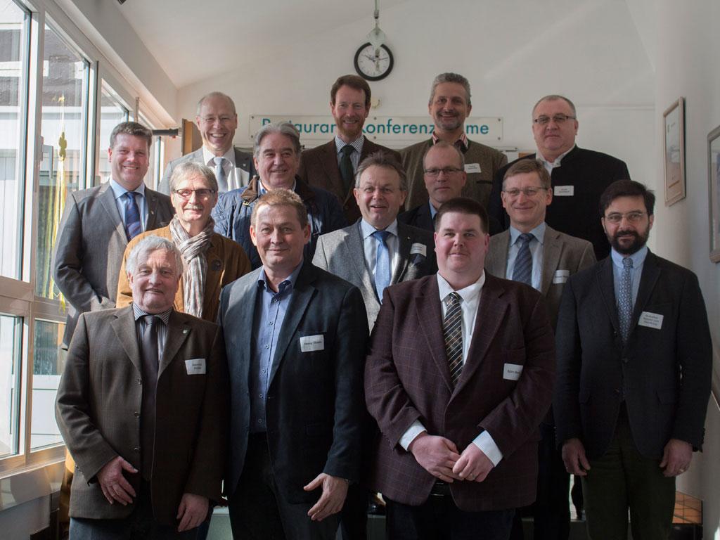 Fachausschuss Nachwachsende Rohstoffe im März 2016