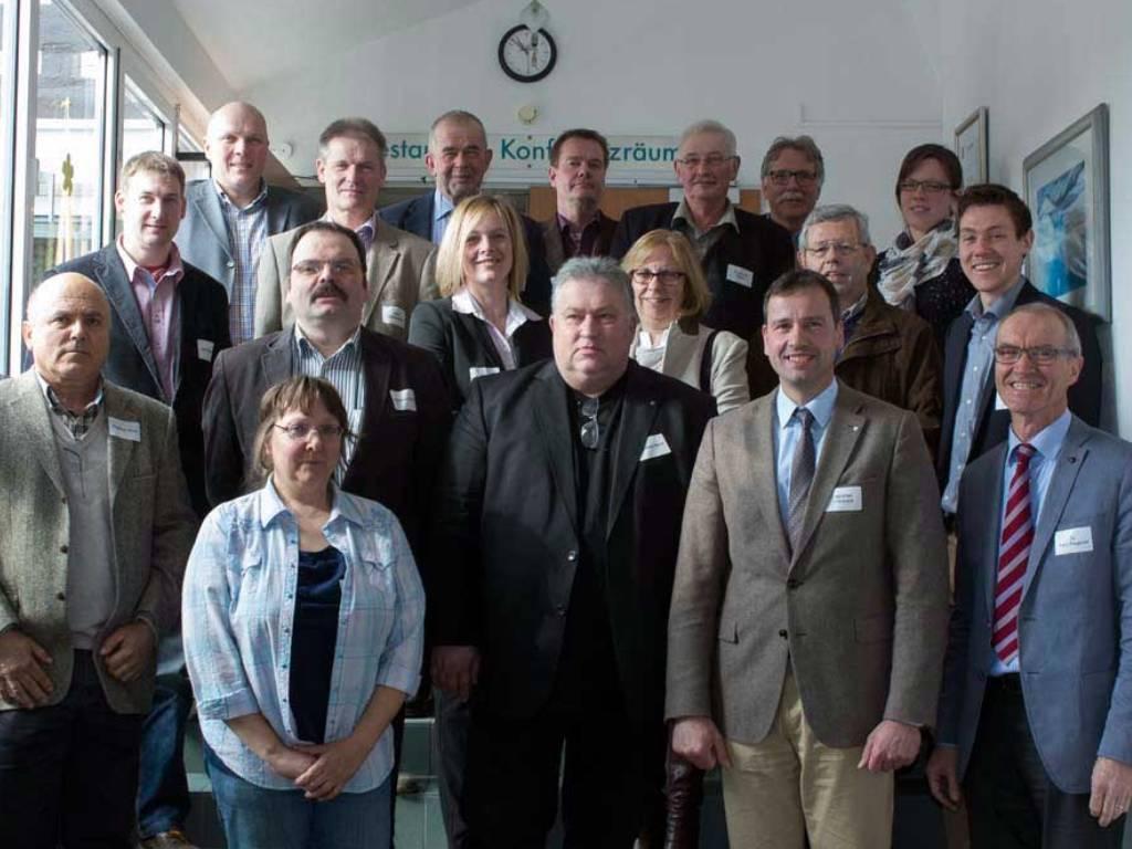 Fachausschuss Nutztierhaltung im März 2016