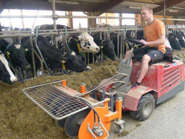 Ausbildung zum Landwirt