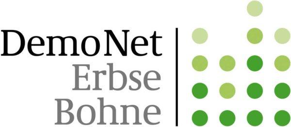 Logo des Demonetzwerkes Erbse/Bohne