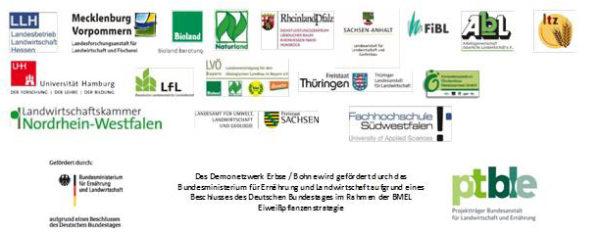 Partner Demonstrationsnetzwerk Erbse/Bohne