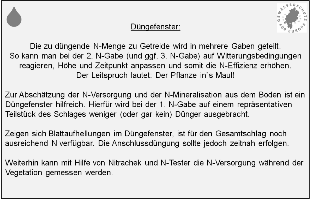 Top Stickstoffdüngung » Landesbetrieb Landwirtschaft Hessen #CV_87