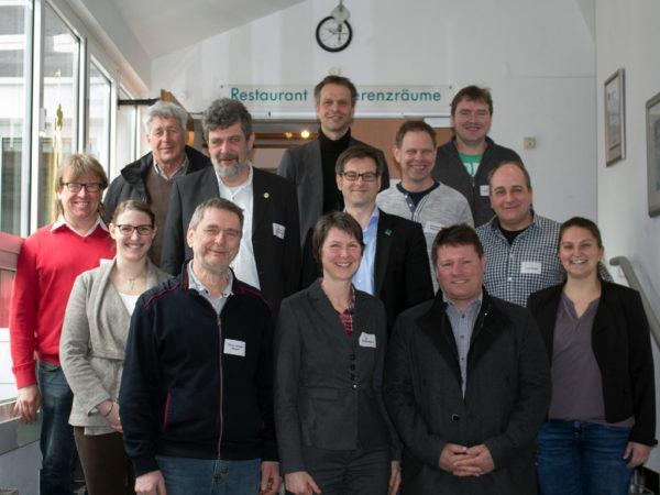 Kuratorium Fachausschuss Oekologischer Landbau im März 2016