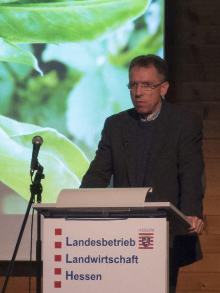 Michael Lenz vom PSD Hessen
