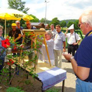 Teilnehmer erhielten zahlreiche Aufgaben rund um Tier und Pflanze