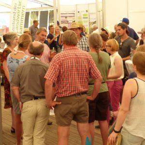 EIP-Agri-Projekte wurden auf den Öko-Feldtagen vorgestellt