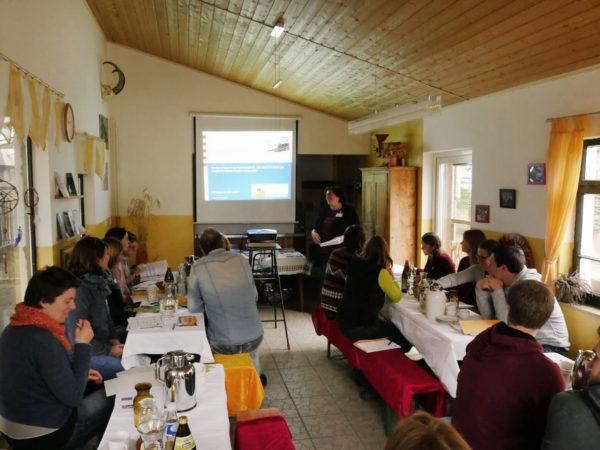 """Der Klimawandel ist eine gesamtgesellschaftliche Herausforderung. Die hessischen Landwirte leisten zukünftig im Rahmen des """"Integrierten Klimaschutzplan Hessen 2025"""" auf den Betrieben einen Beitrag zum Klimaschutz."""