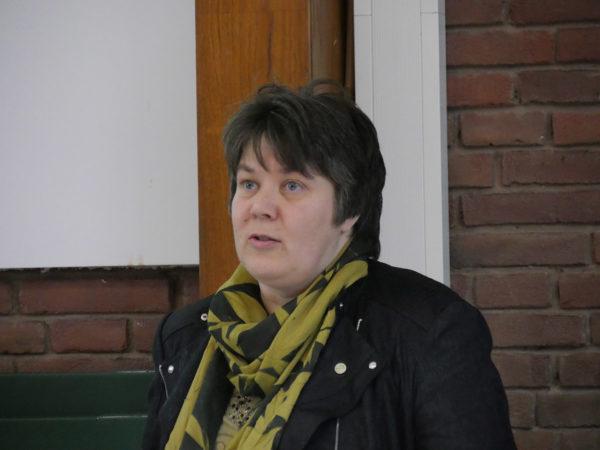 Hochschultag Alsfeld 2017 - Frau Hoischen-Taubner, Universität Kassel