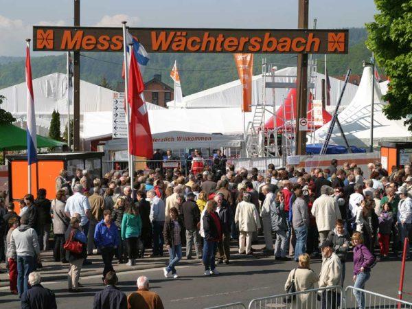Messe Wächtersbach