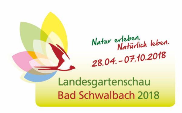 Logo Landesgartenschau 2018