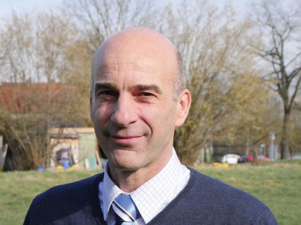 Uwe Eilers vom Landwirtschaftlichen Zentrum Baden-Württemberg